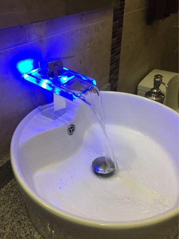 Modern LED Bathroom Faucet