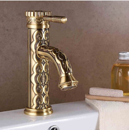royalty faucet brass