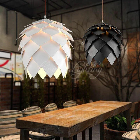 Pine Cone Unique Ceiling Lamp