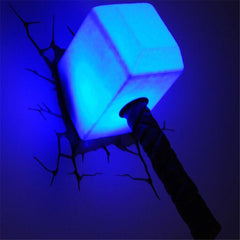 Hammer Nightlight