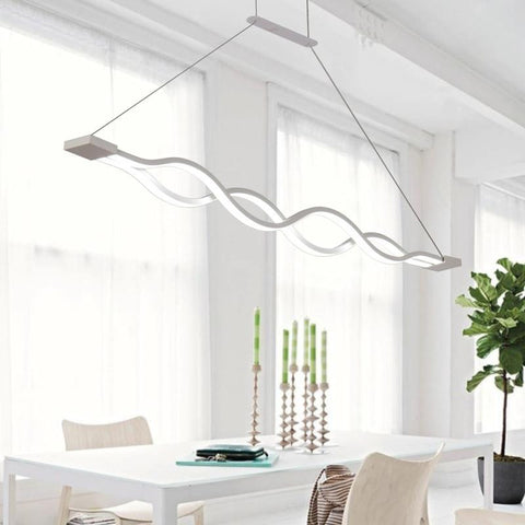 Sleek & Modern LED Chandelier
