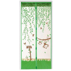 Decorative Mesh Screen-Doors