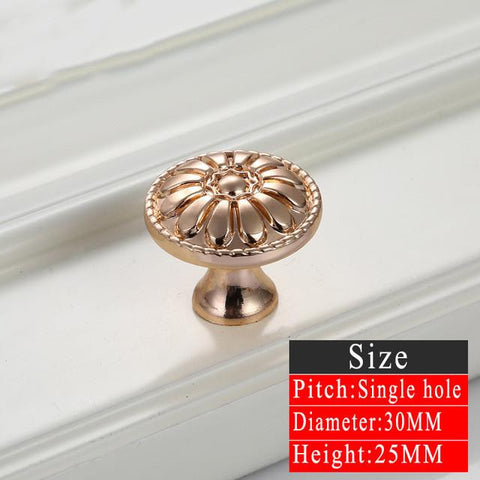5pc Elegant Handles and Knobs