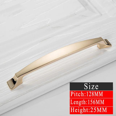 gold antique handle