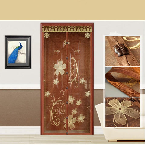 Decorative Door Mesh