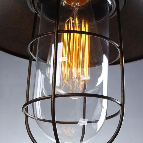 Edison Country Style Lamp