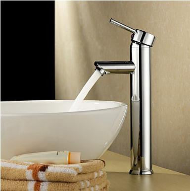 Chrome Water Pump Faucet