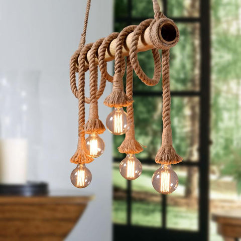 Edison Lamps Rope