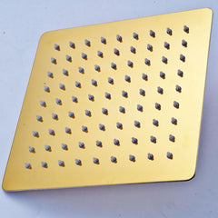 Round & Square Brass Rainfall Shower Heads