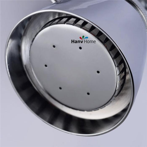 stainless steel shower head