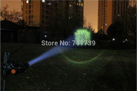 High Quality Aluminum LED Flashlight Tactical Best