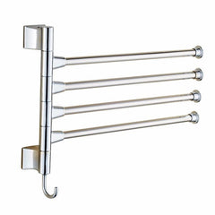 Stainless Steel Multi-Towel Rack