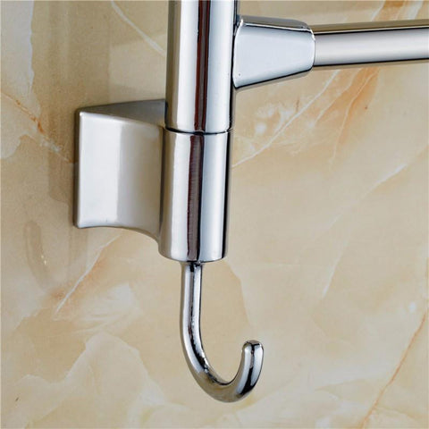 hook for stainless steel towel rack