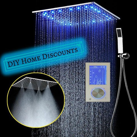 Best Rainfall Shower System DIY Home Discounts Raptor