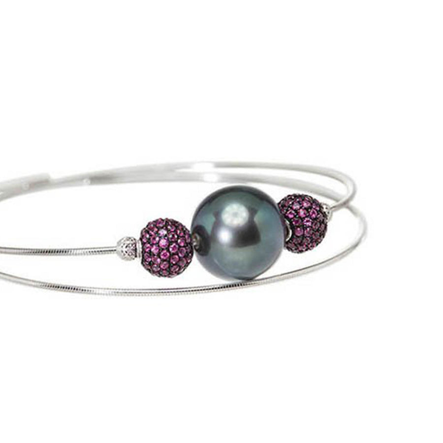 CULTURED PEARL SPIRALS