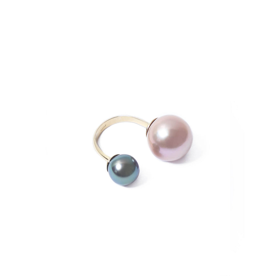 DUO CULTURED PEARLS