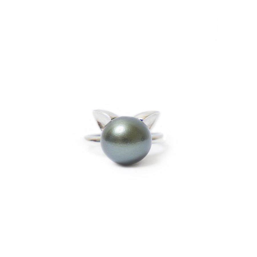 WILD CAT CULTURED PEARL