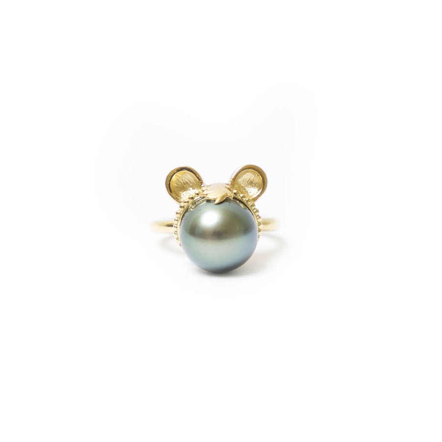 WILD BEAR CULTURED PEARL