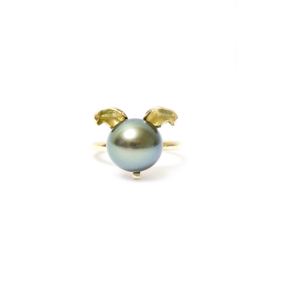 WILD DOG CULTURED PEARL
