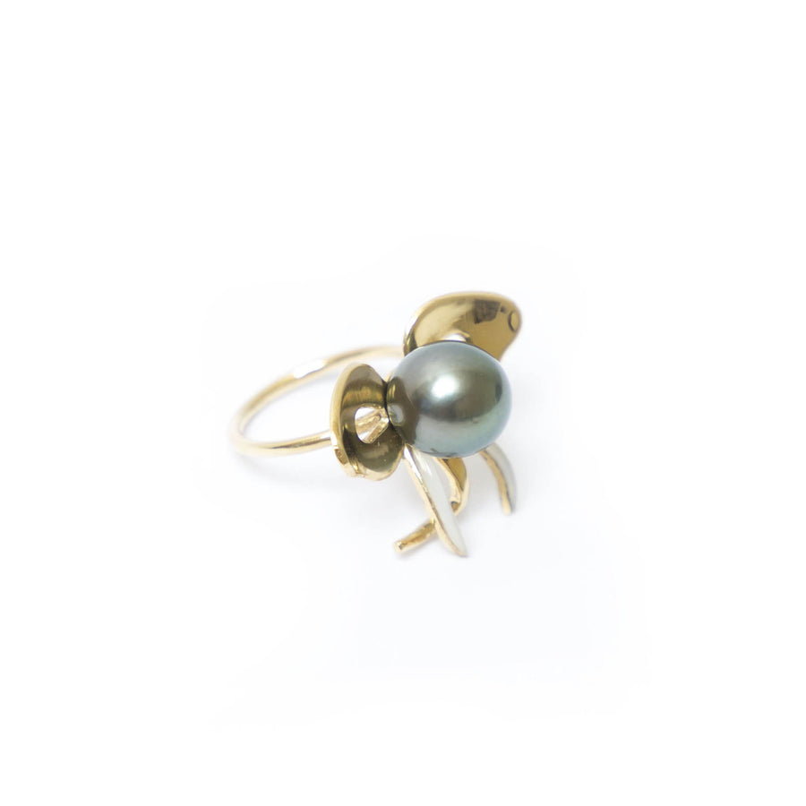 WILD ELEPHANT CULTURED PEARL