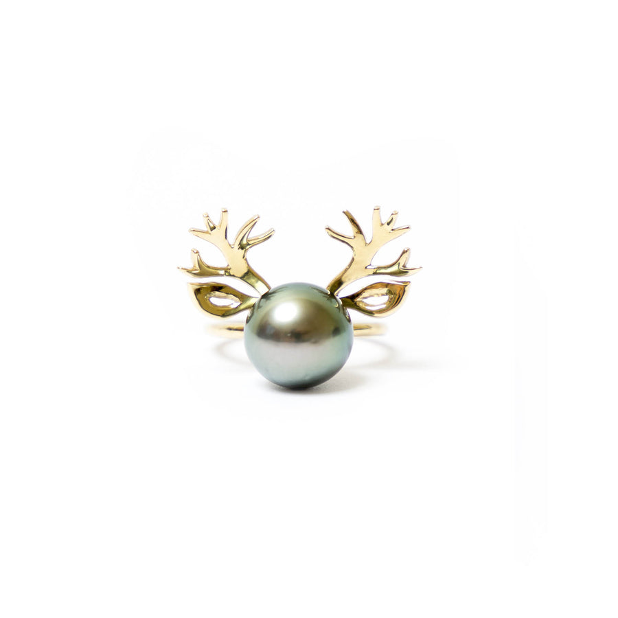 WILD DEER CULTURED PEARL