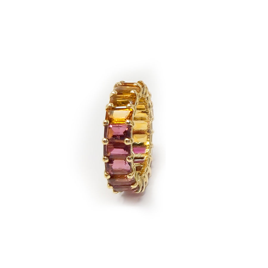Pink Tourmaline Citrine Alliance