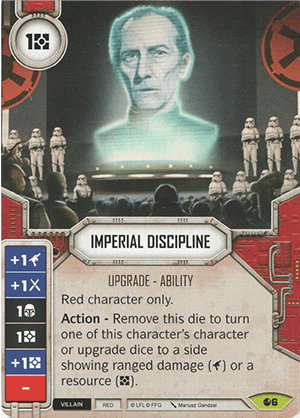 Imperial Discipline | The Game Haven