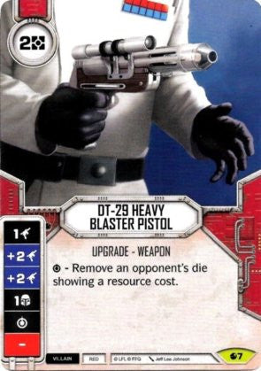 DT-29 Heavy Blaster Pistol | Game Haven