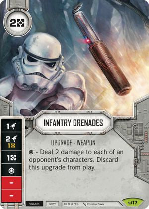 Infantry Grenades | Game Haven