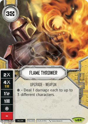 Flame Thrower | Game Haven