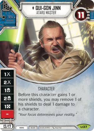 Qui-Gon Jinn - Ataru Master | Game Haven