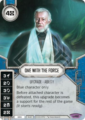 One With The Force | The Game Haven