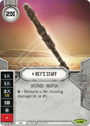 Rey's Staff | Game Haven