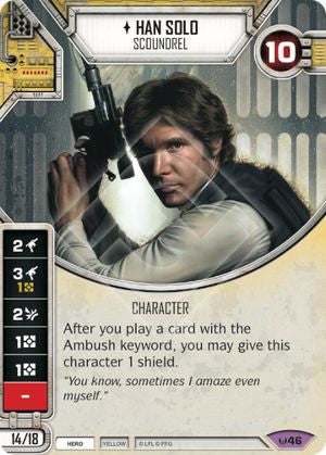 Han Solo - Scoundrel | Game Haven