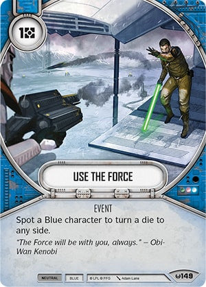 Use The Force | Game Haven