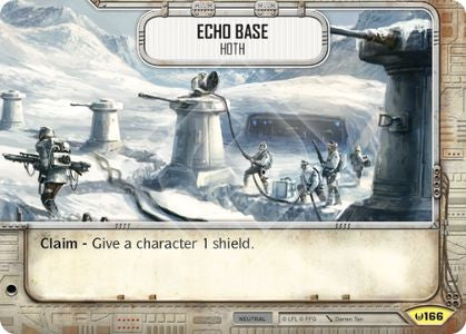 Echo Base - Hoth