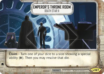 Emperor's Throne Room - Death Star II