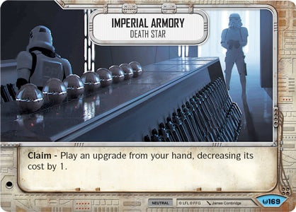 Imperial Armory - Death Star | Game Haven