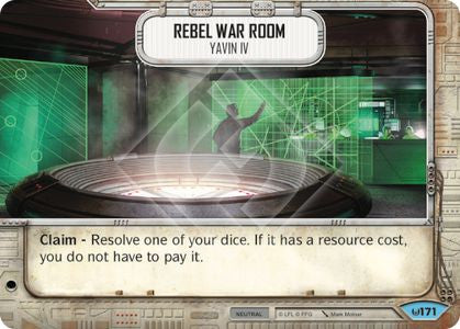 Rebel War Room - Yavin IV