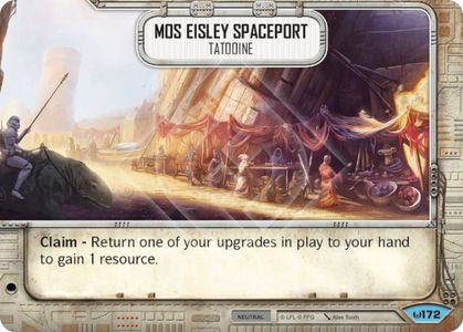 Mos Eisley Spaceport - Tatooine | Game Haven
