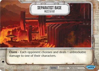 Separatist Base - Mustafar | Game Haven