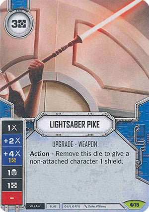Lightsaber Pike | Game Haven
