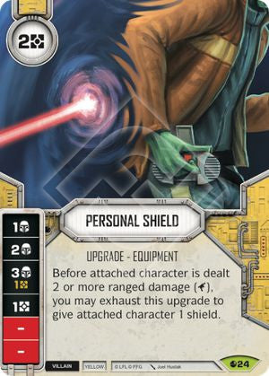 Personal Shield | Game Haven