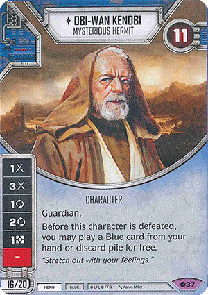 Obi-Wan Kenobi - Mysterious Hermit | Game Haven