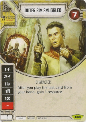 Outer Rim Smuggler | Game Haven