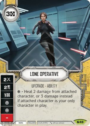 Lone Operative | The Game Haven