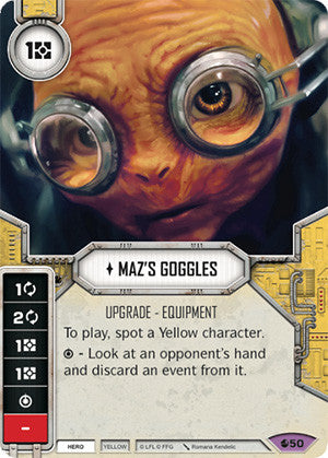 Maz's Goggles | Game Haven