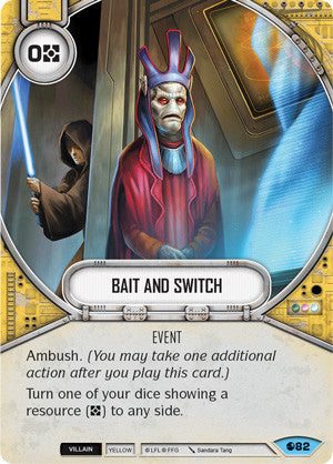 Bait and Switch | Game Haven