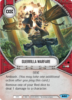 Guerrilla Warfare | Game Haven