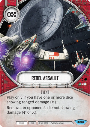 Rebel Assault | Game Haven